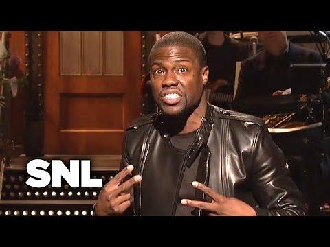 Kevin Hart Monologue - Saturday Night Live