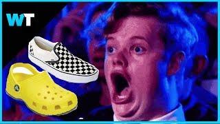 What is the Crocs vs VANS Challenge??