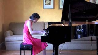 April Chen - Div. 2 | Prokofiev: Sonata No. 3 in a minor, Op. 28