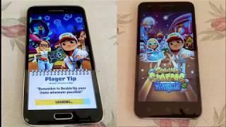Samsung Galaxy S5 Vs Lenovo C2 Power Speed Test
