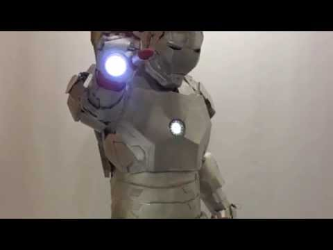 Some Guy Made An Iron Man Suit