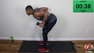 10 Min Back Workout