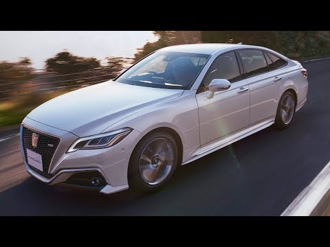 2019 Toyota Crown Beyond - Interior Exterior And Drive