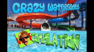 ✅ CRAZY Waterslides Compilation 😱HOTTEST WATERSLIDES 🌶🌶🌶 BY WTF TV Entertainment