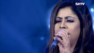 Dithi Anwar | Sabbir | Hoymonti | Eid Musical Live | Gaan Somoy | SATV