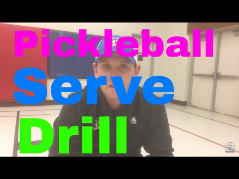 Serve Drill