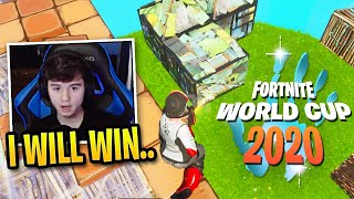 This is why Bugha will WIN World Cup 2020... (Fortnite)