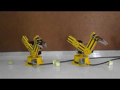 Robot 4 Axis