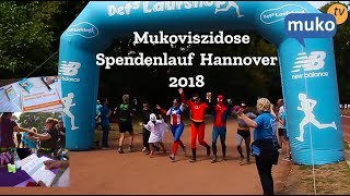Mukoviszidose Spendenlauf Hannover 2018