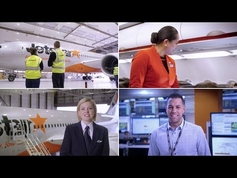 What's a typical day at Jetstar?
