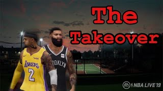 NBA Live 19 Mixtape| The Takeover