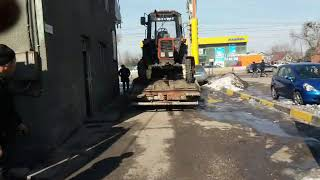 Ремонт трактор МТЗ82