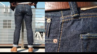 Pure Blue Japan Review - The Slubbiest Jeans On Earth?!