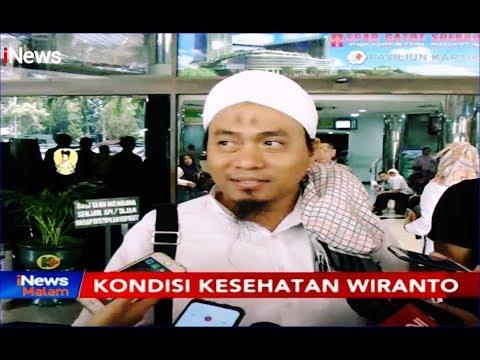 Wiranto Dijenguk oleh Menantu di RSPAD Gatot Subroto - iNews Malam 17/10