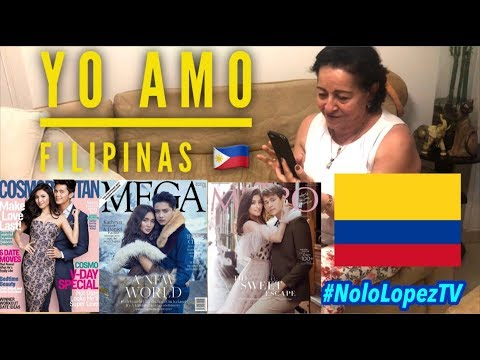 COLOMBIANS REACT TO JADINE, KATHNIEL & LIZQUEN | FILIPINO CELEBRITIES | Nolo Lopez TV