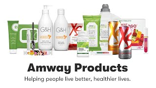 Amway Products   Amway
