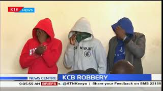 KCB robbery: Court in Thika set to rule on suspects bail
