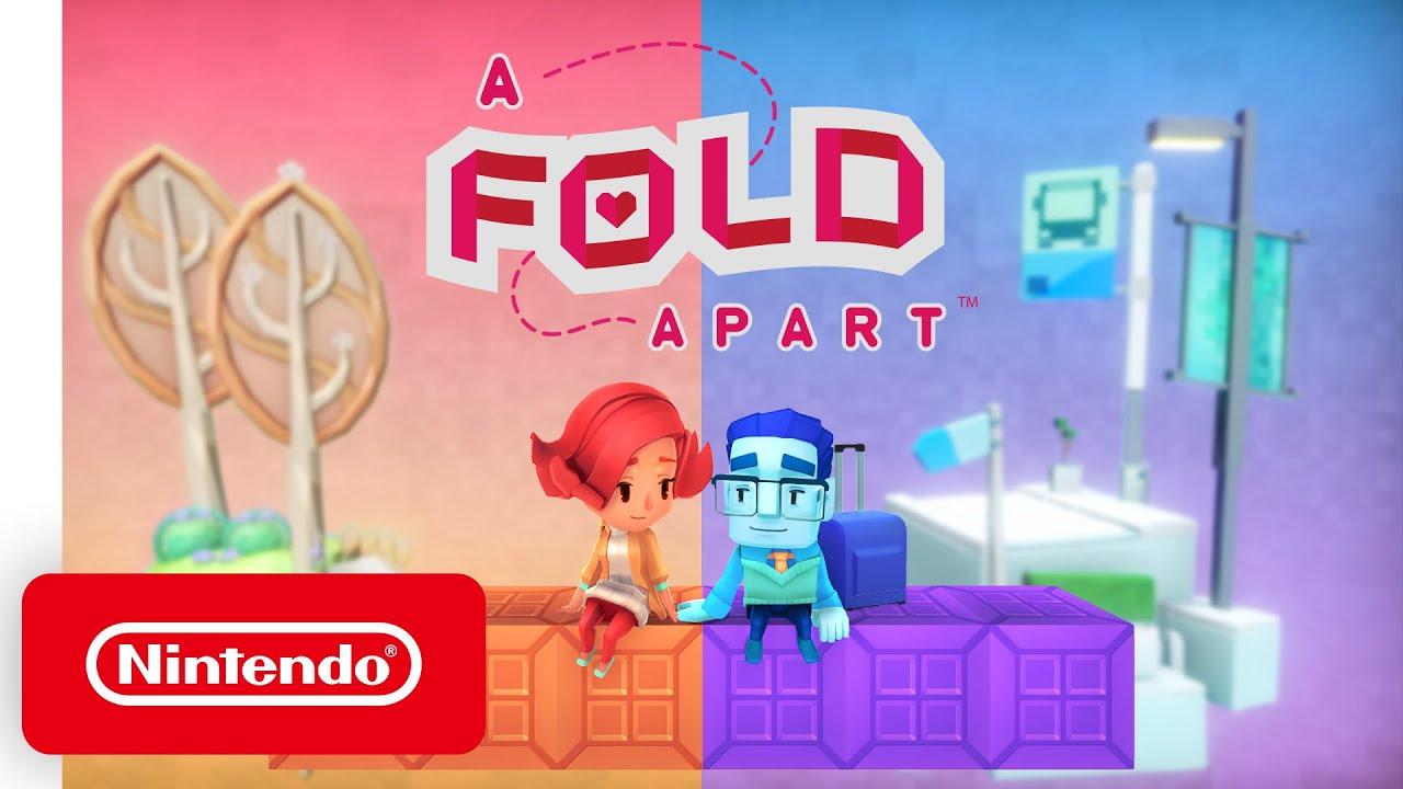 Трейлер игры A Fold Apart