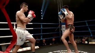 FIGHT 8 - Shkodran Veseli vs Jan Mazur