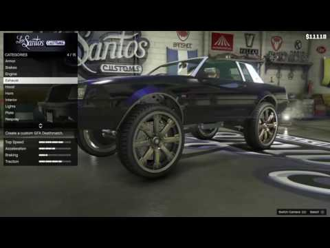 How To Get A Lowrider On Gta V Storymode