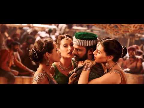 MANOHARI (HINDI WITH SUBTITLE)  FULL VIDEO SONG BAHUBALI 2015