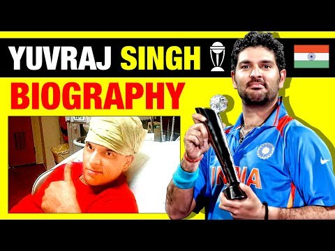 Yuvraj Singh (युवराज सिंह) Untold Story In Hindi | Biography | Life Story | Mumbai Indians IPL 2019