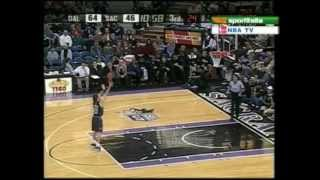 Steve Nash: Leading the Mavs over Stojakovic and the Kings (31 points, 2001)