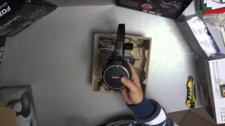 RHCM - Unboxing of Sony MDR RF810RK
