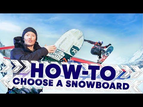 How To Choose A Snowboard | Shred Hacks w/ Xavier de le Rue