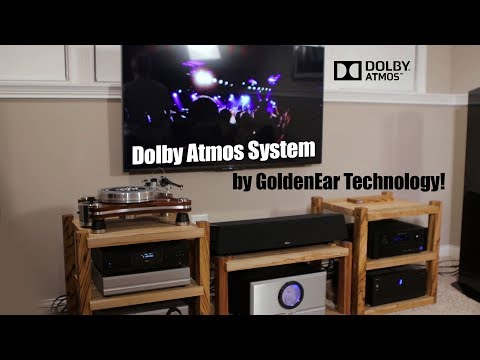 GoldenEar Dolby Atmos System Review – SECRETS of Home Theater and High Fidelity