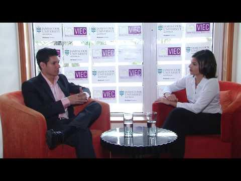 James Cook university educational video: