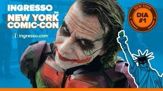New York Comic-Con 2018 | Dia #1