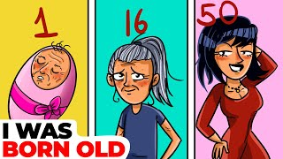 I was Born Old, But Every Day I'm Getting Younger | My Incredible Story