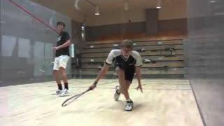 Alex N. Zach S. High Speed Squash Drill Nov0811