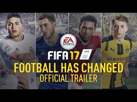 Видео № 1 из игры FIFA 17 [PS4]