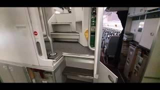 AIRBUS A350-900 HIDDEN CREW REST ROOM