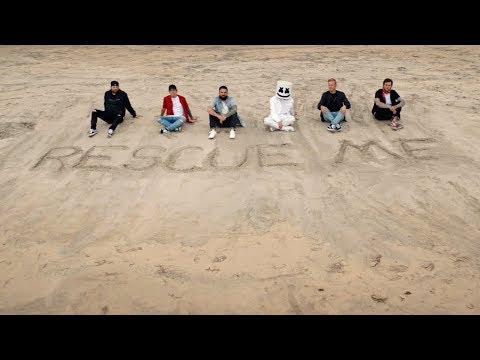 Marshmello - Rescue Me Ft. A Day To Remember (Official Music Video) - Marshmello