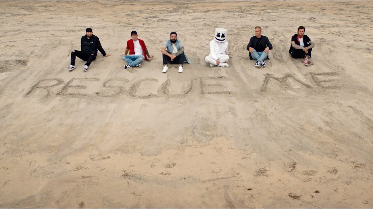 Marshmello ft. A Day To Remember — Rescue Me