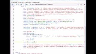 PHP Forum // View Replies + Pagination