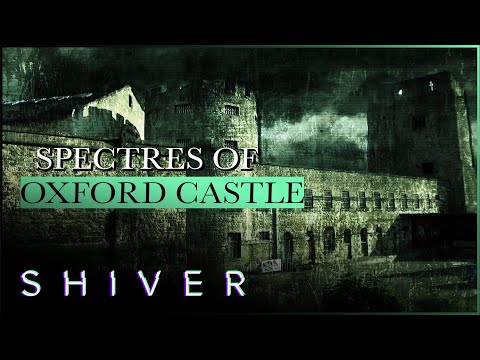 The Haunted Steps Of Oxford Castle - Ghost Next Door