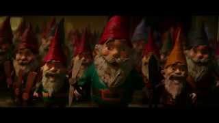 """GOOSEBUMPS Film Clip - """"Gnome Invasion"""" Hindi"""