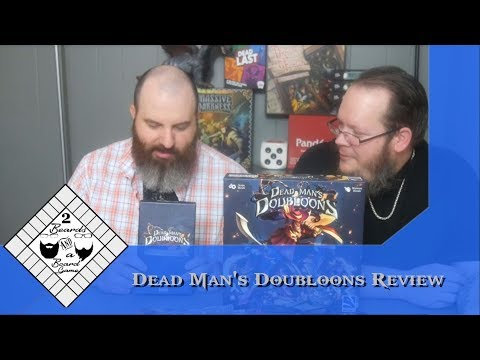 2 Beards: Dead Man's Doubloons Review