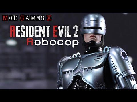 Resident Evil 2 - Robocop Mod