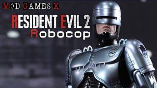 Resident Evil 2 Robocop Mod