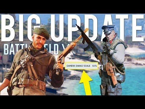 BIG Battlefield 5 Update adds Elites, Firestorm Improvements + More