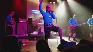 The Aquabats! - Martian Girl - 10-19-17 - The Showbox - Seattle