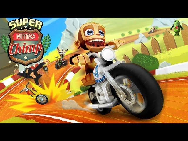 Видео к игре Super Nitro Chimp