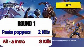 Duo - Squad Challenge