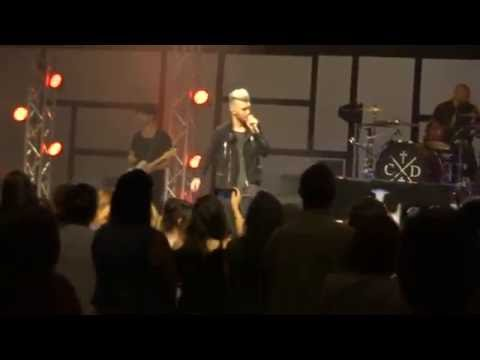 """Colton Dixon - """"This Isn't the End"""" - Valley Bible Fellowship - Bakersfield, CA 9-16-16"""