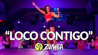 """LOCO CONTIGO""   DJ Snake, J.Balvin, Tyga  Zumba® Choreo By Alix"